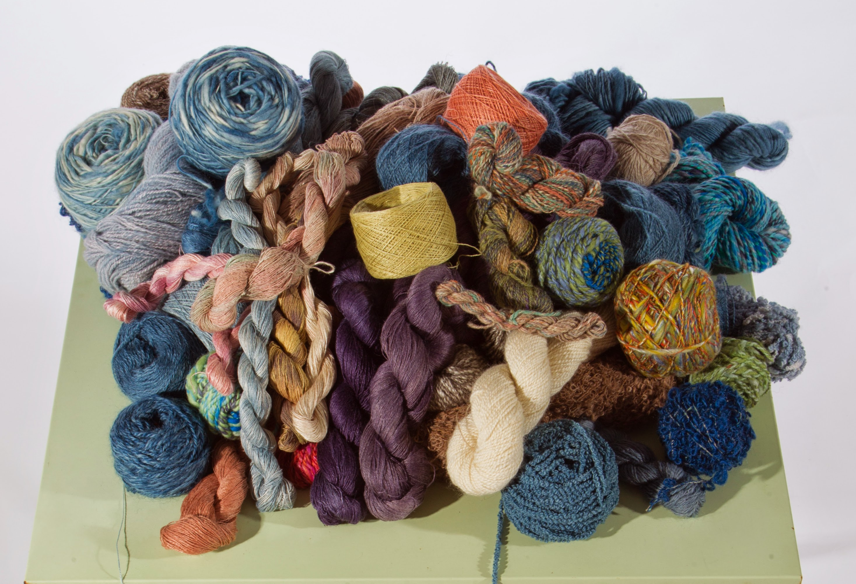 Lisa Davies, Coleg Sir Gar Carmarthen, Natural Dyes, High Res